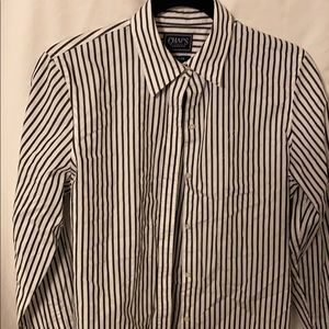 Chaps classics Women's button down Sz Medium Used